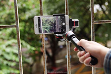3 Axis handheld three-axis mobile phone gimbal. New Revolutionary Concept for Quick and Professional filming