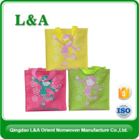 Alibaba China PP Spunbond Non Woven Fabric Cloth Shopping Bag