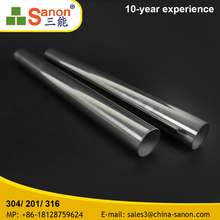 Polished Astm A312 Ty 316 Stainless Steel U-Chanel 30*15*30mm