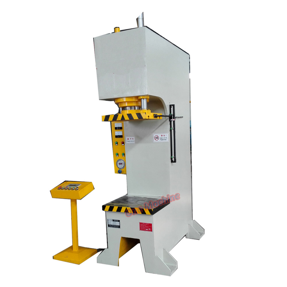 ceramic tile hot press cutting hydraulic press machine