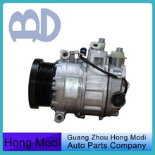Auto Scroll 132MM 1PK Clutch 10P15C 12V Electric AC Compressor For Sale For Sprinter