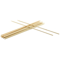 Kebab aubergine bbq sticks bamboo wooden skewers with custom package