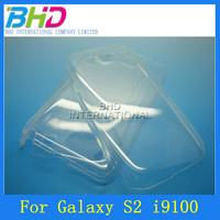 2013 New Crystal clear case for Samsung Galaxy S2 i9100