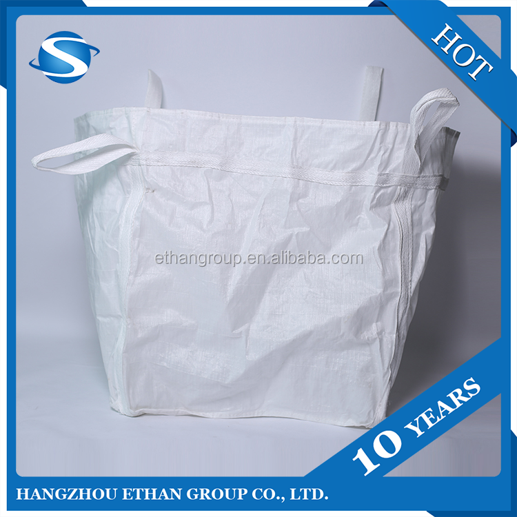 Factory direct sales customized 1000kg China industry manufacturer pp jumbo bag pp big bag ton bag for sand