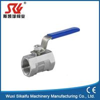 Professional supplier 1 pc 304 ball valve