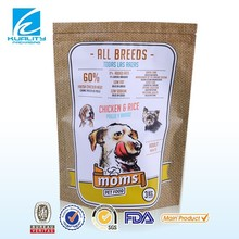 excellent quality recycled animal feed packaging bag 3KG