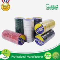 Low cost 2016 New Style PVC Electrical Tape/Insulation PVC Tape