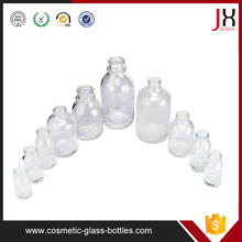Clear Injection Glass Vial Small Medical Bottle