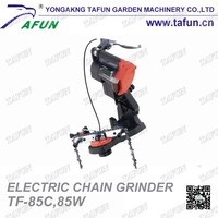 Low Noise 108mm 85W Power Chain Saw Sharpening Grinder Machine Garden Tools Portable Electric Chainsaw Sharpener