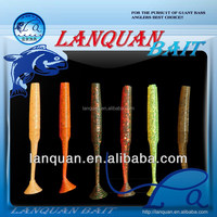LANQUAN 2016 newest design hot sale soft fishing lure-LQSL1314