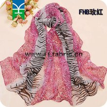 Women's Soft Long chiffon Crinkle Scarf Wraps