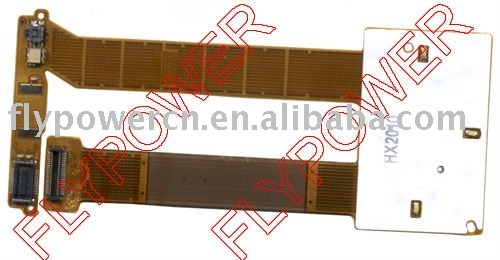 For Nokia E65 flex cable with mother board