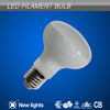 E27 opal glass R50 R63 R80 LED filament bulb light