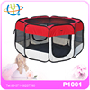 Comfortable folding fabric pet playpen dog house kennel