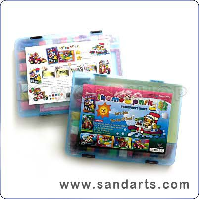 Sand Art Theme Park - Transportation