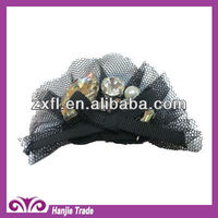 Wholesale Black Mesh With Stone Shoe