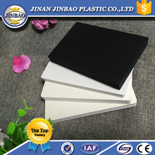 JINBAO fireproof plastic sheet pvc forex 19mm finished for partition wall
