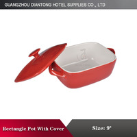 2015 modern China stock cooking ceramics soup casseroles