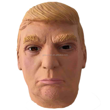 halloween face realistic donald trump latex mask