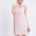 Professional Supplier Summer Sexy Pleated Dress 100pcs