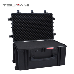 Hard Plastic Carrying Waterproof Utility Cases