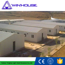 prefabricated luxury light steel farm house,Deluxe four slope room