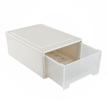 2018 New Design Cheap Plastic stackable Storage drawers for clothes