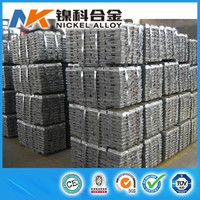 China manufacturer high purity zinc ingot 99.995
