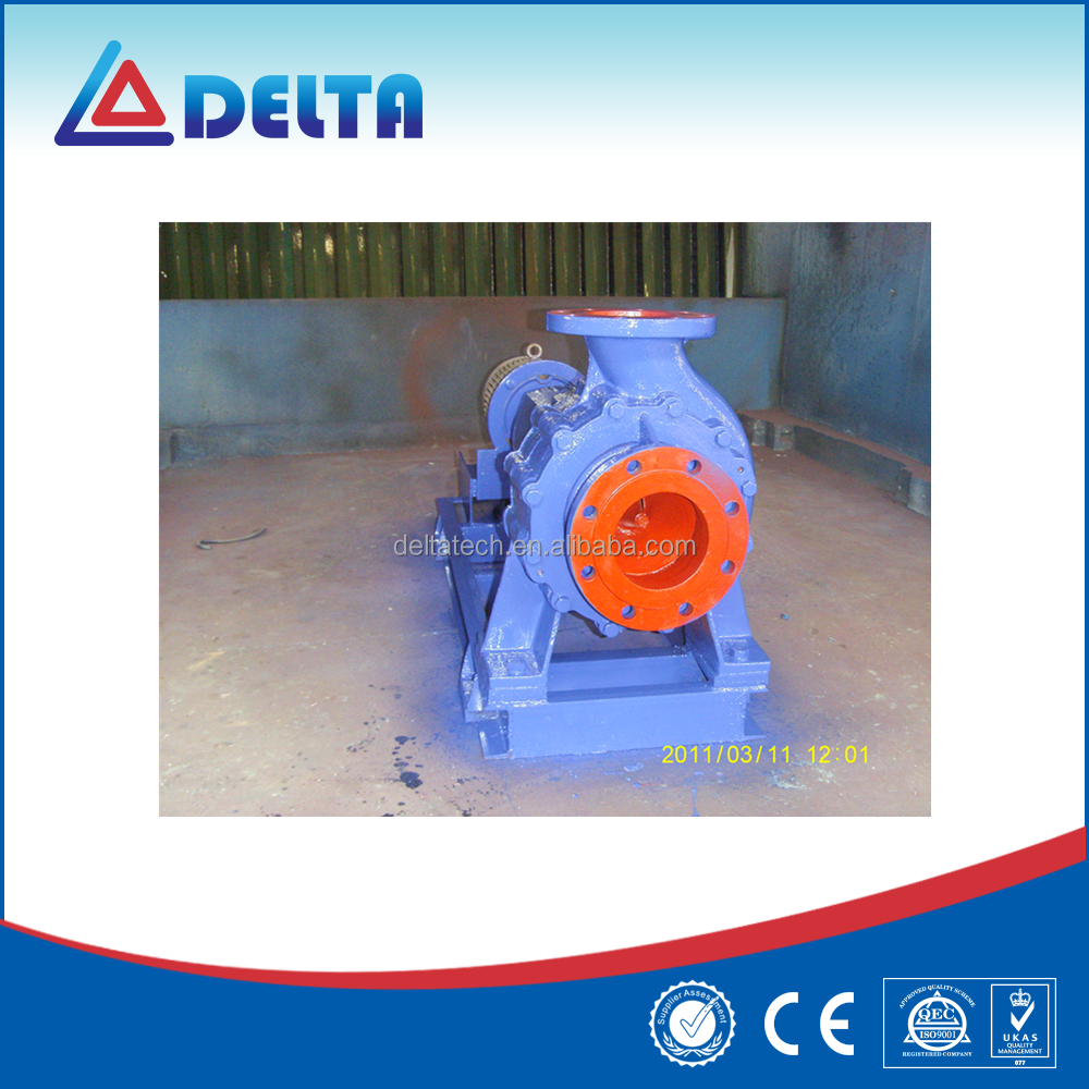 Urban sewage system centrifugal pumps for engineering / screw pump