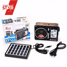 Solar Charger Radio solar powered am/fm radio
