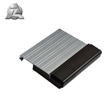 Energy efficiency durable anodizing aluminium window and door sill profile