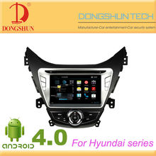 8 inch android 4.0 tv with dvd 12v dc for hyundai