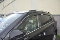 2013 2014 RAV4 Side Window Deflectors Door Visor Window Visors For Toyota RAV4 All New Exterior Accessories