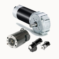 Small Mini Specifications 12 Volt 12v 24v Electric Brushless AC DC Gearmotor Gearbox Motor With Compact Reduction Gear And Box