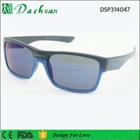 Double color ce cat.3 UV400 polarized man oak sunglasses sports sun glasses eyewear