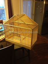 cheap bamboo bird cage,bird breeding cage