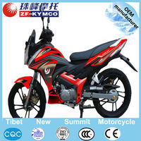 New wholesale gasoline motorcycle 125cc automatic ZF125-3