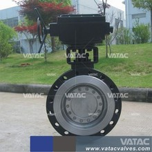 API 609 Big Size Full Lug Ductile Iron Disc 150LB Butterfly Valve
