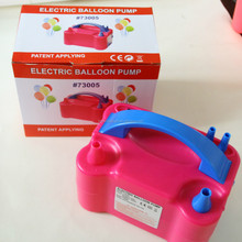 Electric balloon inflator balloon pump / electrical pump to inflate balloons