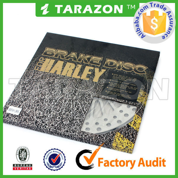 High performance and popular CNC motorcycle disc rotor suit for harley davidson