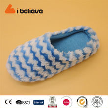 Latest design pretty customized bedroom slippers for women