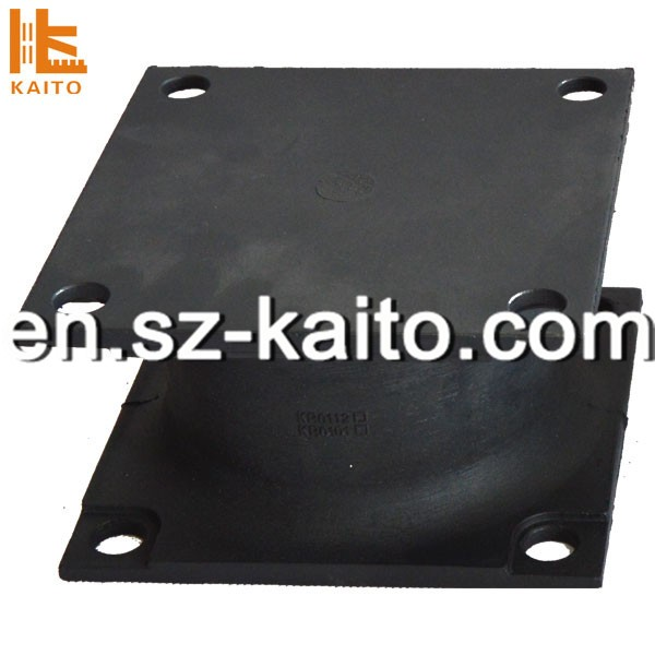 Dynapac Rubber Damper 801187 450122 for road roller