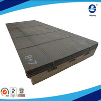 Best abrasion resistance steel plates for clinker feed
