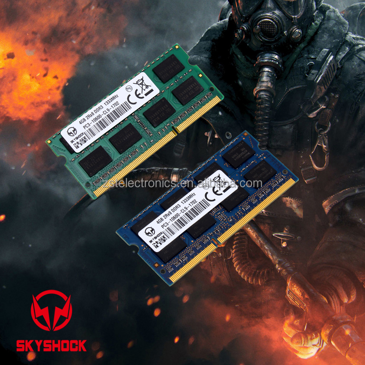 Chilli distributors ETT chips 2x2GB ram ddr3 8gb price with Low density