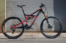 Specialized S-WORKS ENDURO CARBON 2013 Mountain Bike