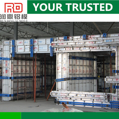 RD Alibaba Foshan insulated concrete forms Wholesale sell to India