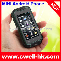 2014 Chinese Cheap android phone Z18 Mini touch screen MTK6572 Dual Core