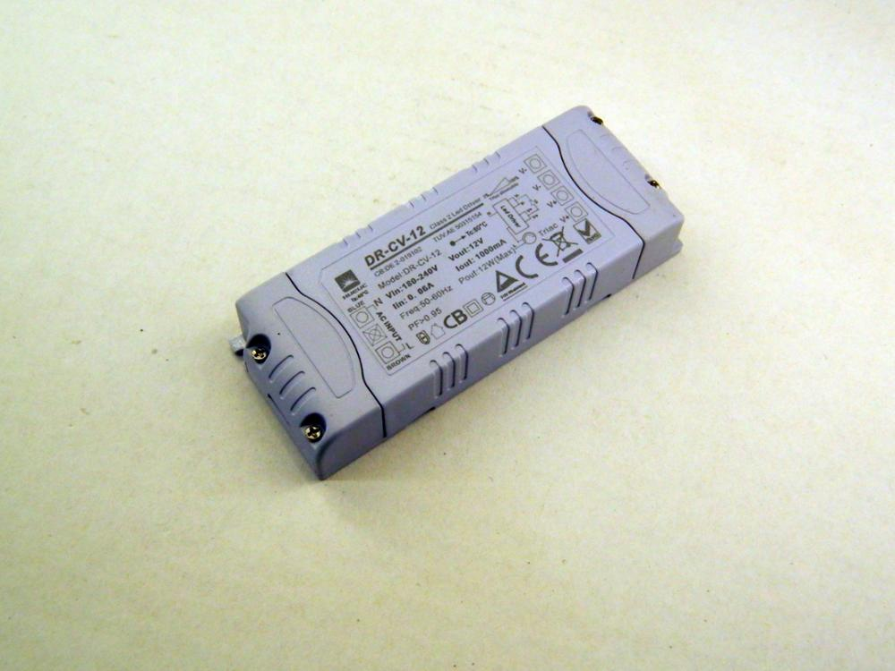 ETL UL Triac Dimmable 12W led driver ld power supply for led lighting