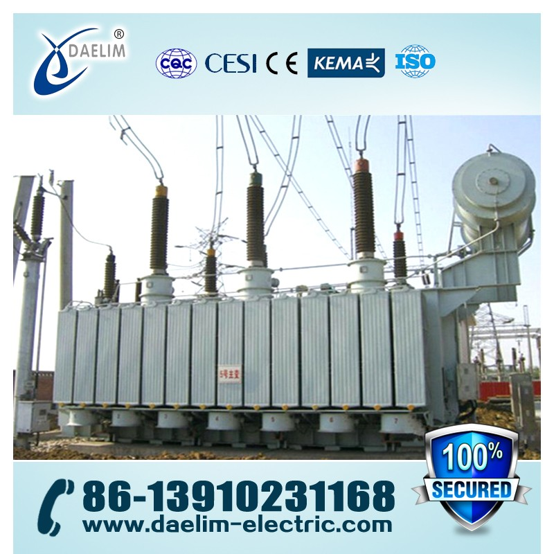 CE Certification High Voltage 220kv 132mva Power Transformer