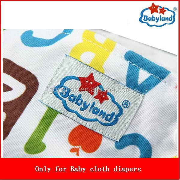 AI2 pocket style Reusable Washable Eco-Friendly Babyland Cloth Diaper
